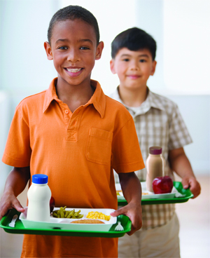 Kids want choices! Offer a variety of ice-cold milk options to your students.