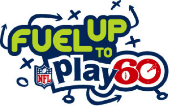 Fuel Up to Play 60 NFL logo