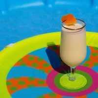 Celebrating Summer with Adult Dairy Beverages